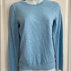 JCrew light knit sweater